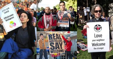 World Refugee Day Online Forum – 'Imagining a More Welcoming Australia' (Refugee Week)