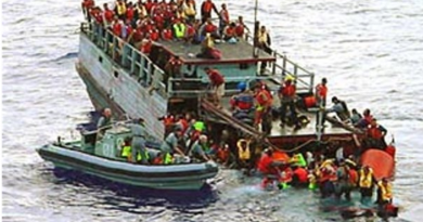 Video: Refugee Rights Overboard: 20 Years on from the Tampa